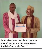 SOMAGEP-SA A DIRÉ : Un Ciwara d'excellence pour service rendu